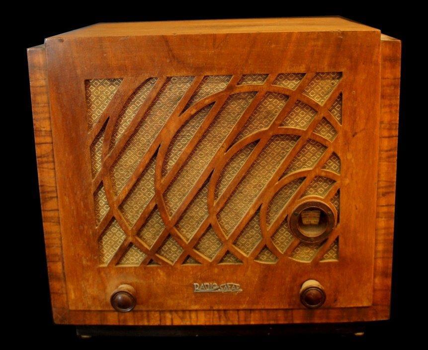 Radio Safar modello Usignolo