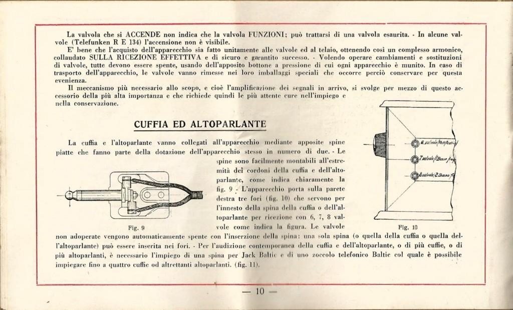 libretto istruzioni ramazzotti rd8 10