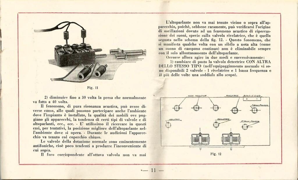 libretto istruzioni ramazzotti rd8 11