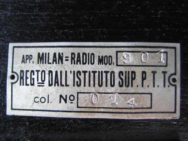 milan radio S01 23