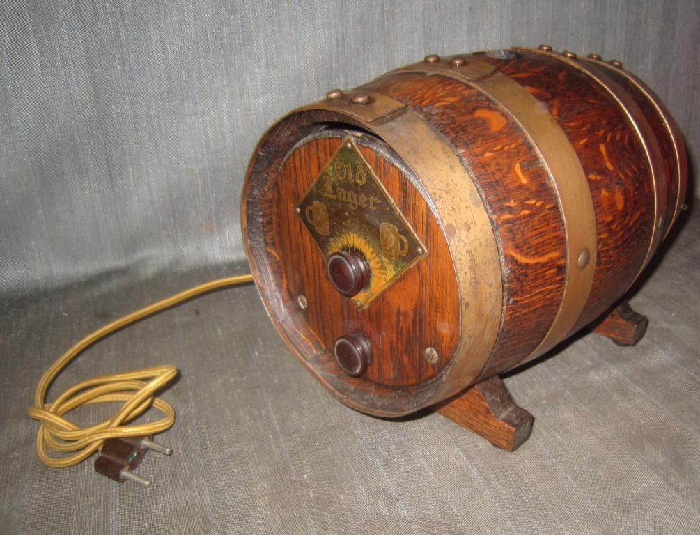 radio Clarion botte anni 30 fivre viola 2