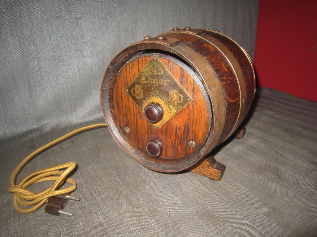 radio Clarion botte anni 30 fivre viola 3