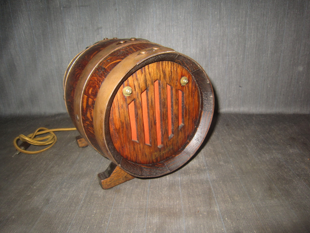 radio Clarion botte anni 30 fivre viola 5