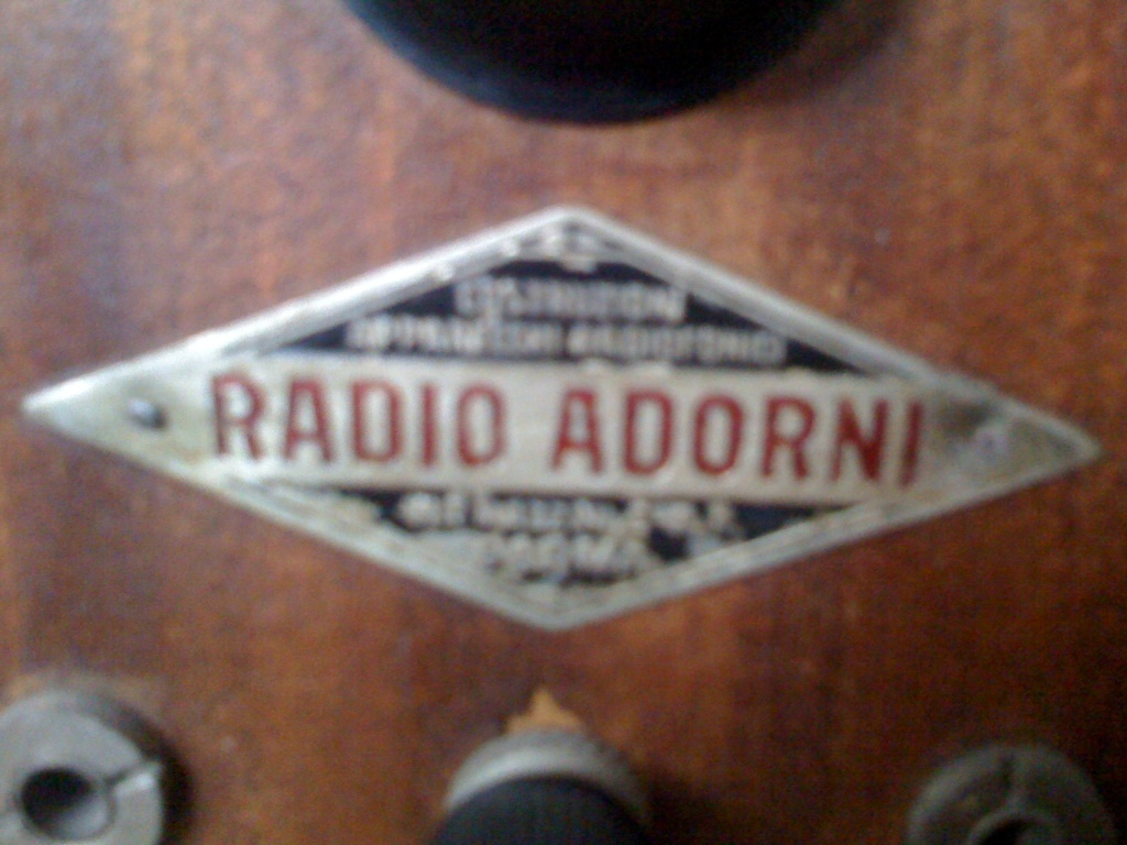 radio adorni anni 20 6