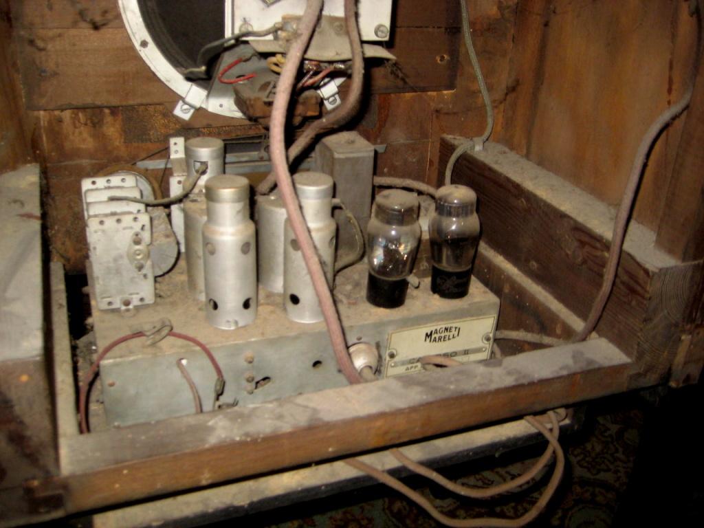 radio marelli telaio  calipaso II 9
