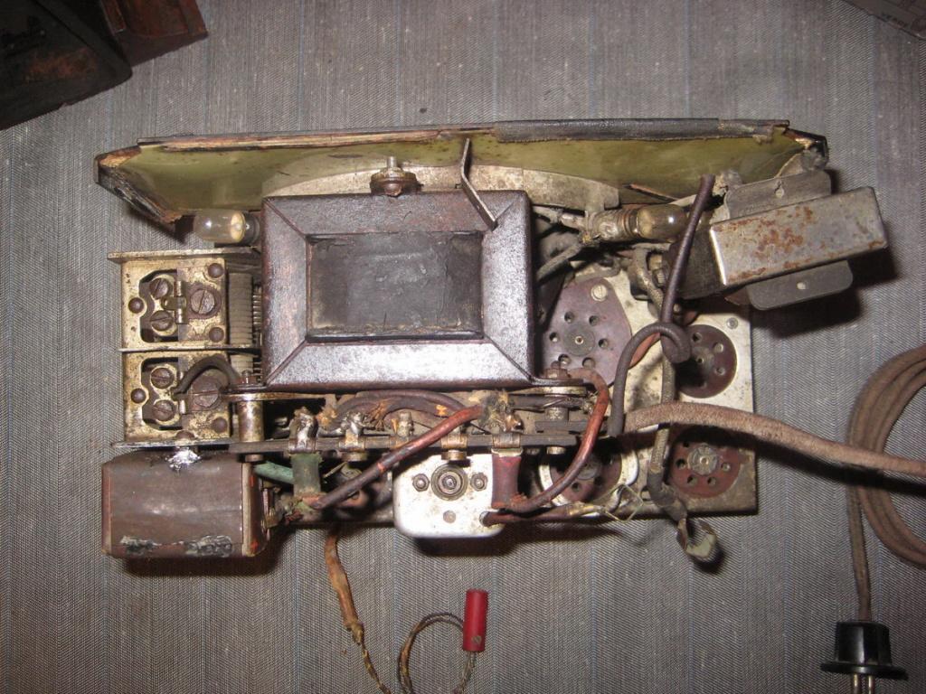 radio marelli vertumno II  27