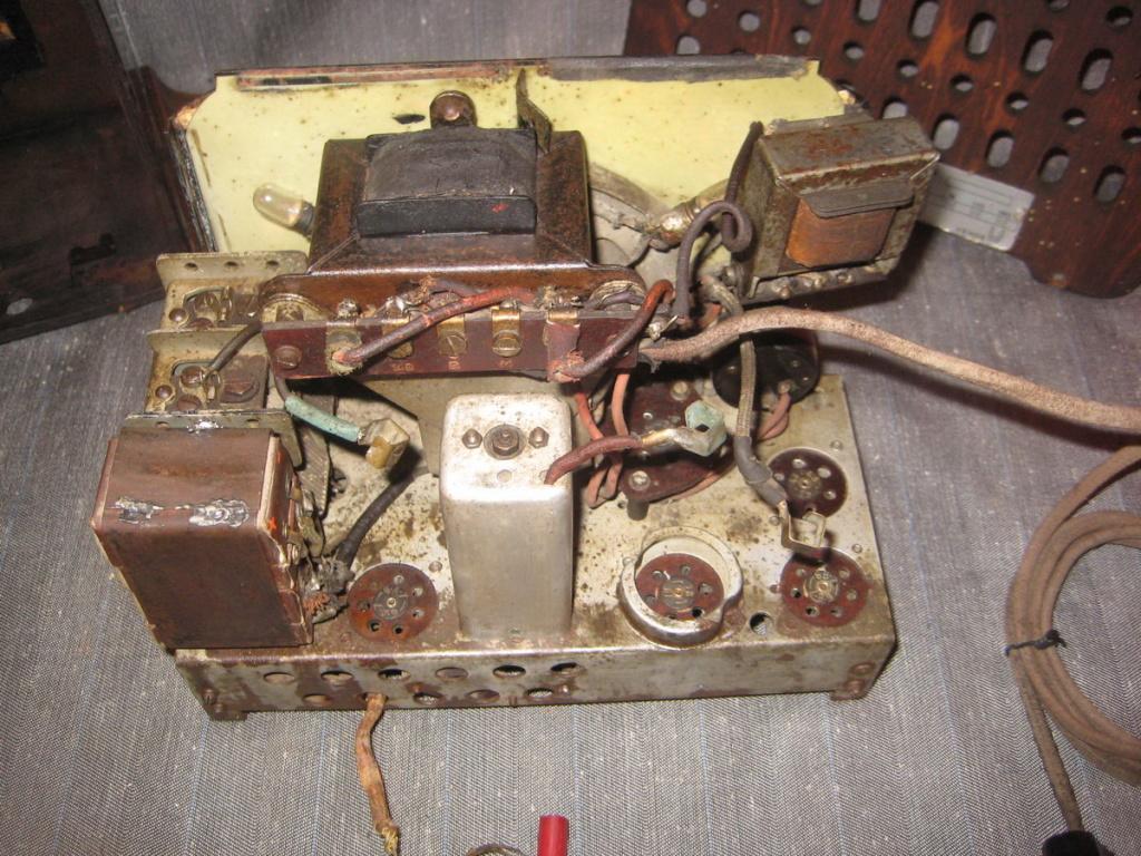 radio marelli vertumno II  28