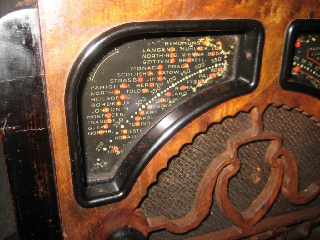 radio marelli vertumno II  3