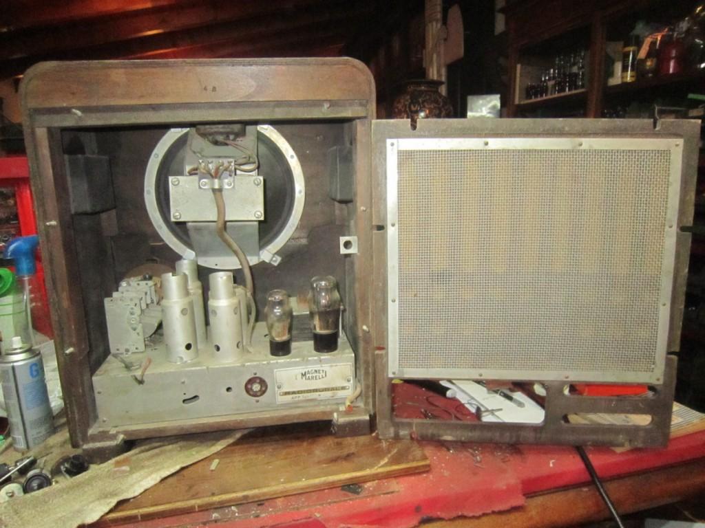 radio rurale marelli tipo 18 5