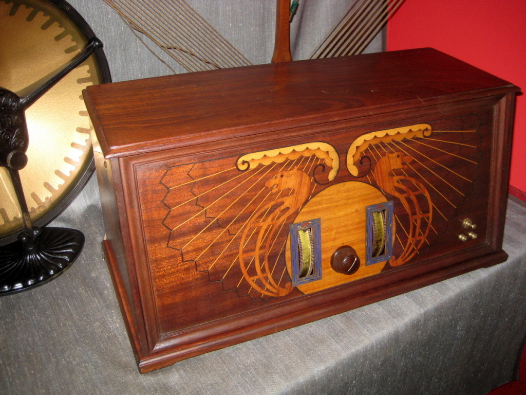Radio Ramazzotti RD2000 n° 293 (con draghi)  1927/28