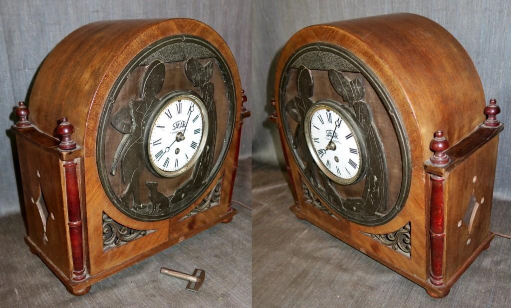 altoparlante safar orologio 2
