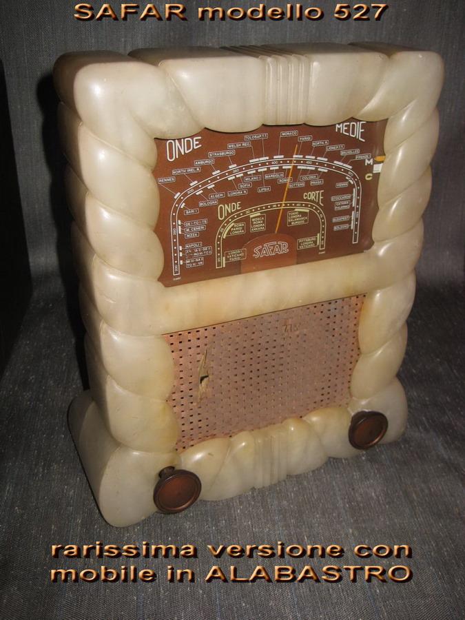 radio safar 527 alabastro 3