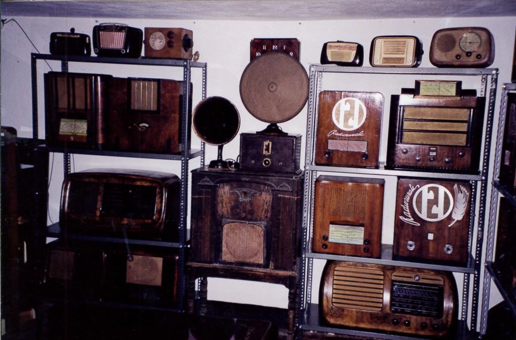 collezione radio epoca valutazione prezzo compro 10