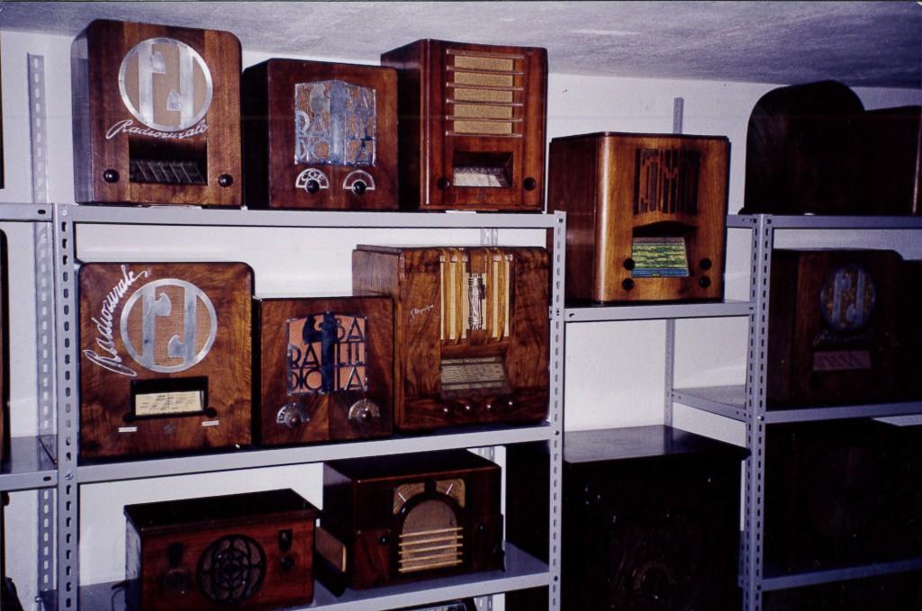 collezione radio epoca valutazione prezzo compro 14