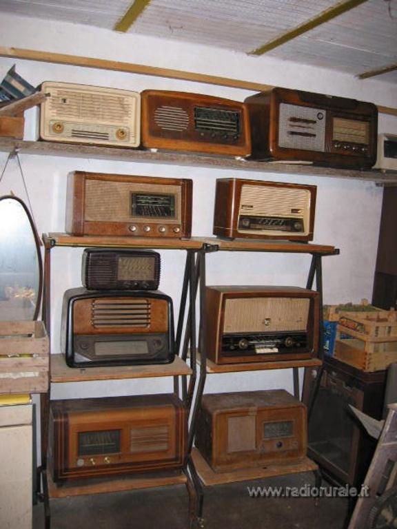 collezione radio epoca valutazione prezzo compro 2