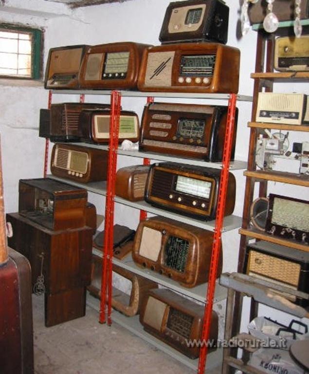 collezione radio epoca valutazione prezzo compro 3