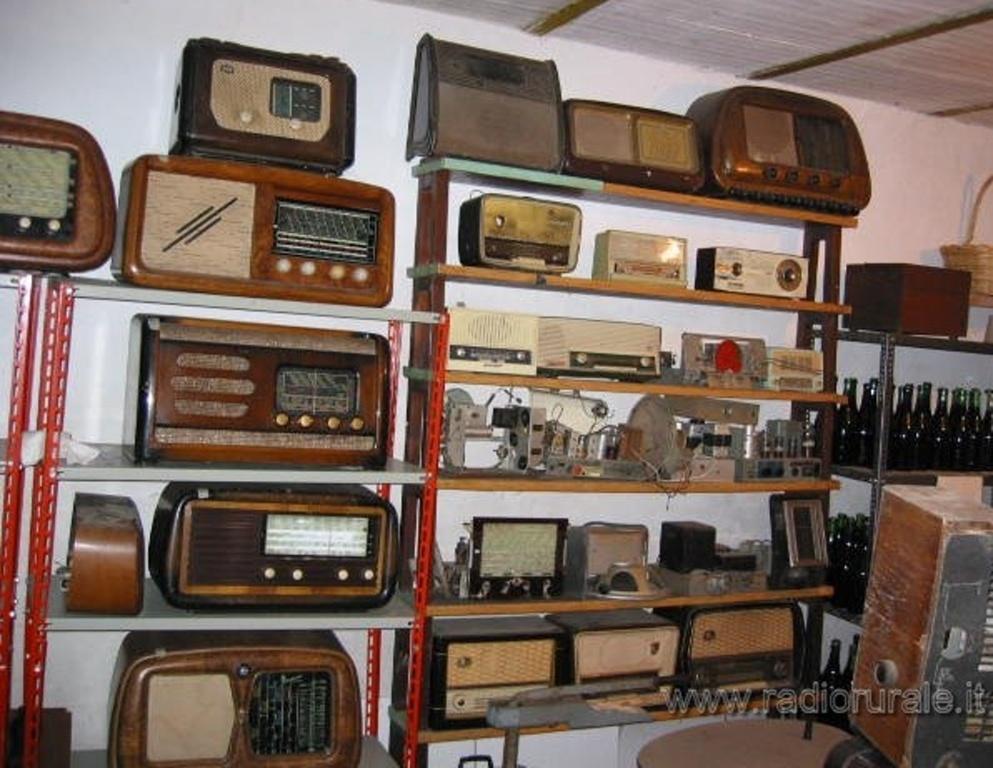 collezione radio epoca valutazione prezzo compro 4