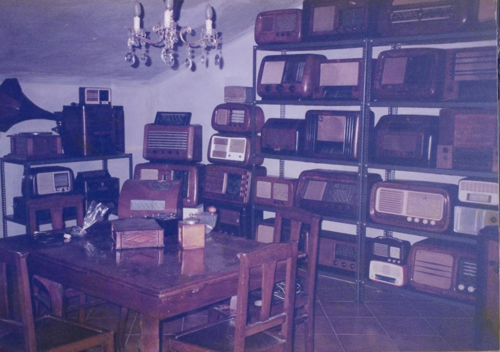 collezione radio epoca valutazione prezzo compro 5