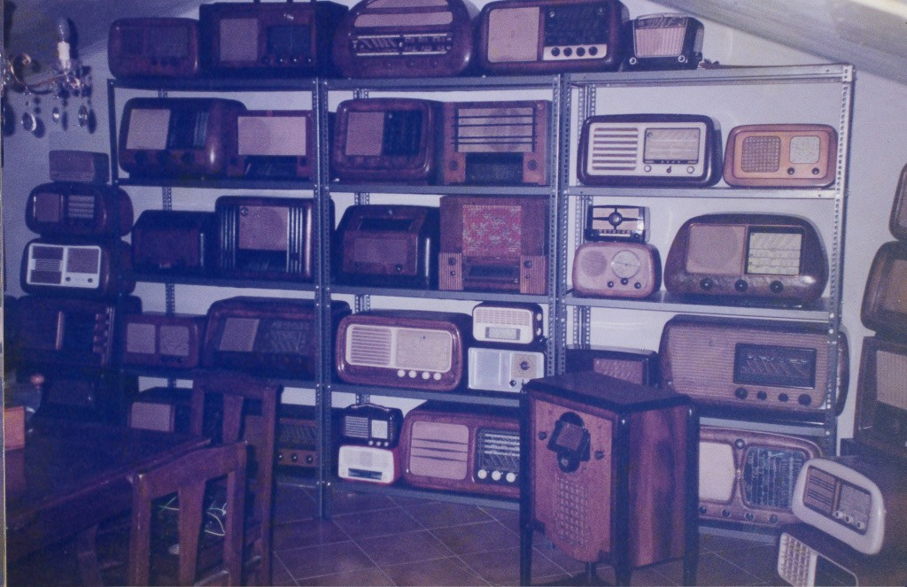 collezione radio epoca valutazione prezzo compro 6