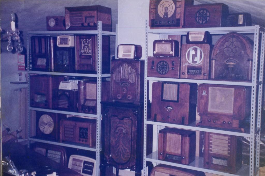 collezione radio epoca valutazione prezzo compro 8