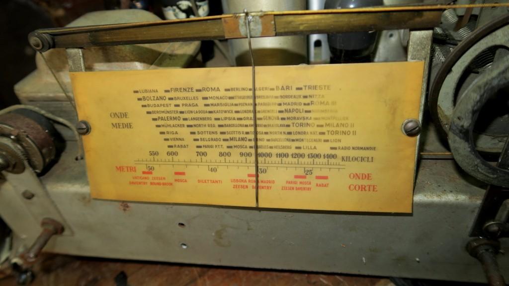 radio Aquila S 56 telaio 1945 13