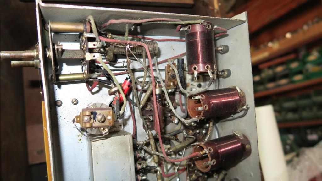 radio Aquila S 56 telaio 1945 20