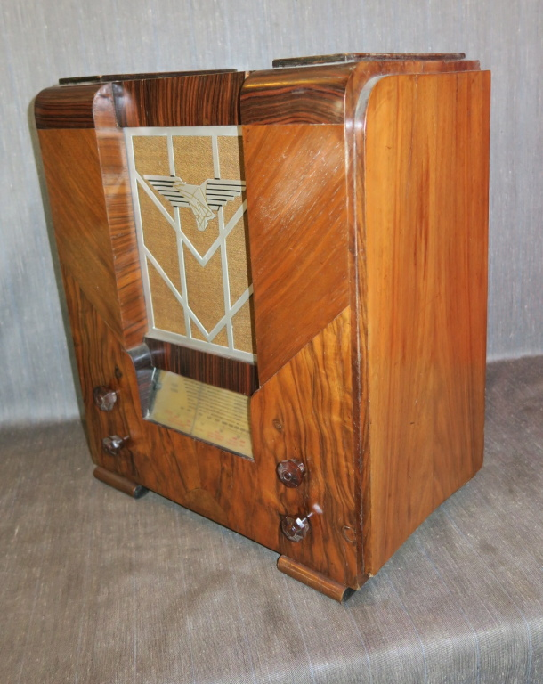 radio Aquila S 56 telaio 1945 6