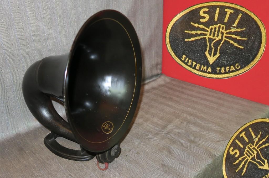 Altoparlante radio SITI anni 20 5
