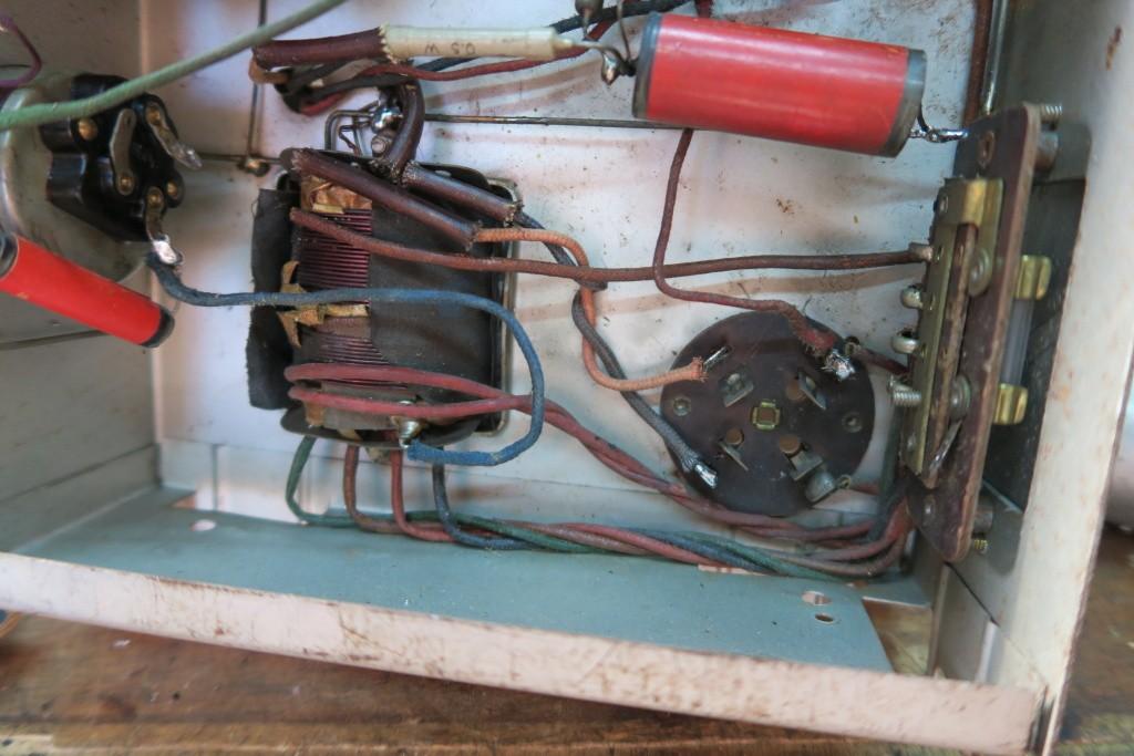 RADIO BALILLA WATT telaio 225 20
