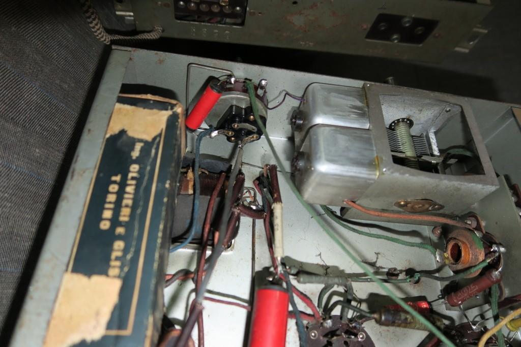 RADIO BALILLA WATT telaio 225 25