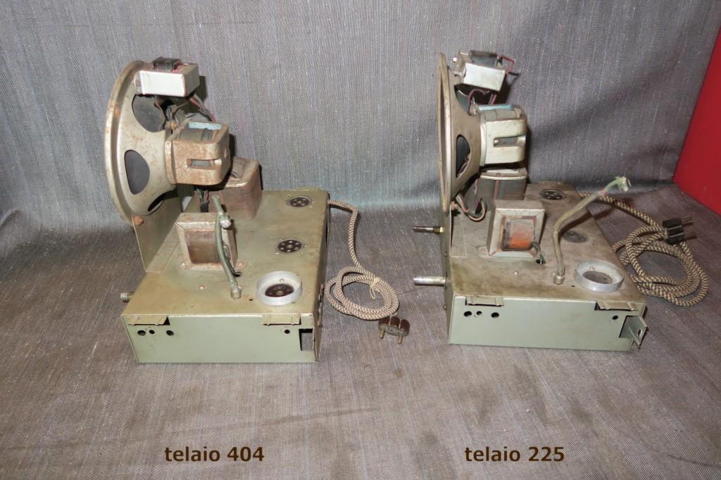 RADIO BALILLA WATT telaio 225 35