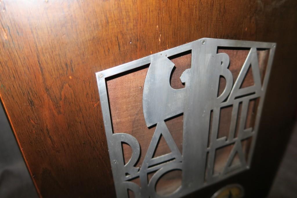 RADIO BALILLA WATT telaio 225 7