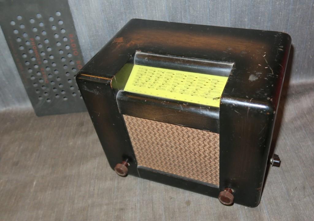 radio ROMA PHONOLA 2 gamme onda onde corte 42
