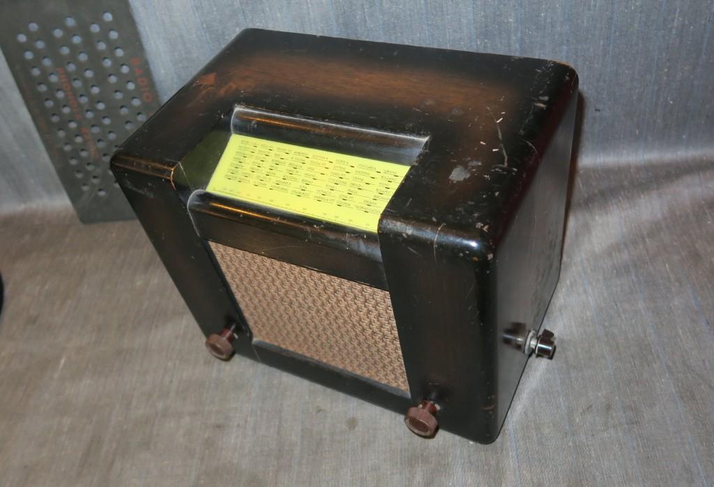 radio ROMA PHONOLA 2 gamme onda onde corte 43
