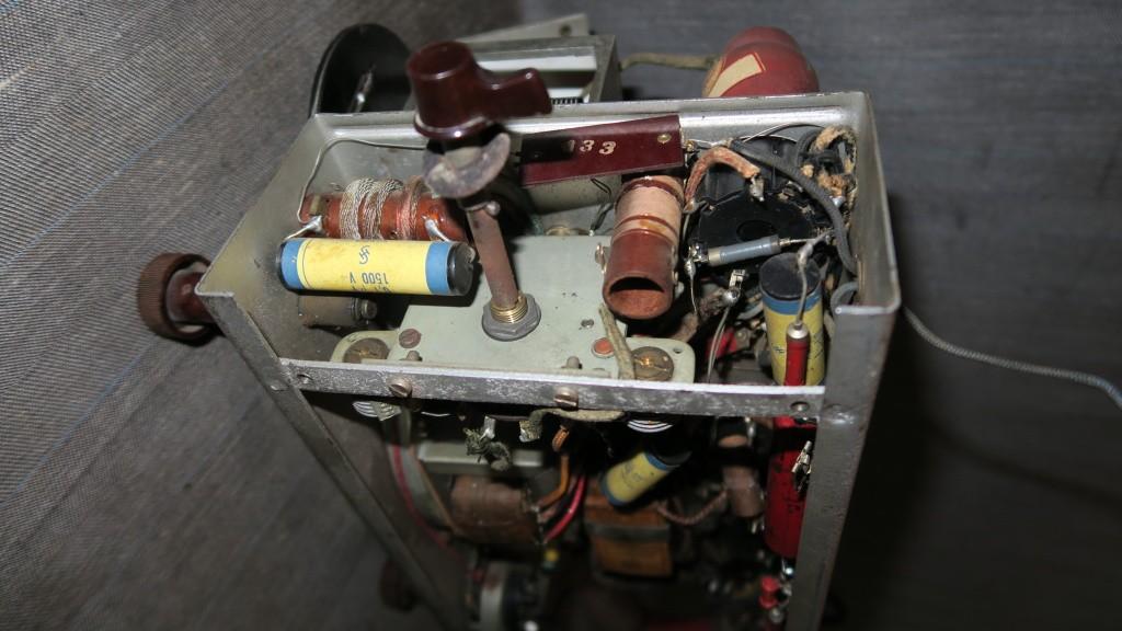 radio ROMA PHONOLA 2 gamme onda onde corte 74