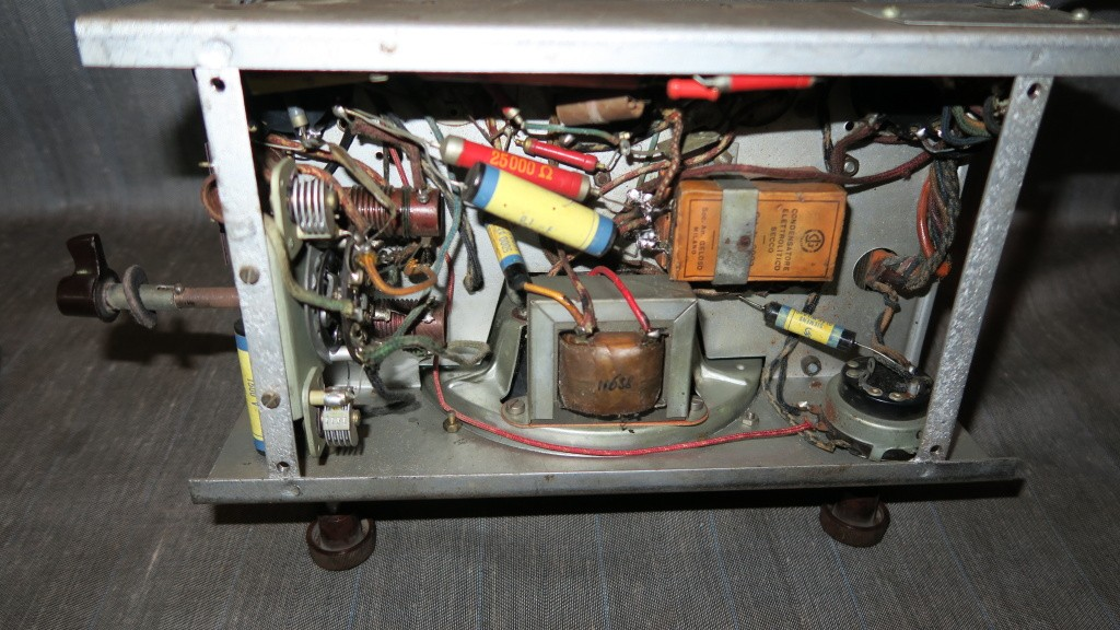 radio ROMA PHONOLA 2 gamme onda onde corte 75