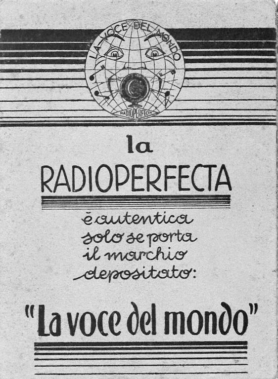 radio perfecta torino valutazione prezzo 2