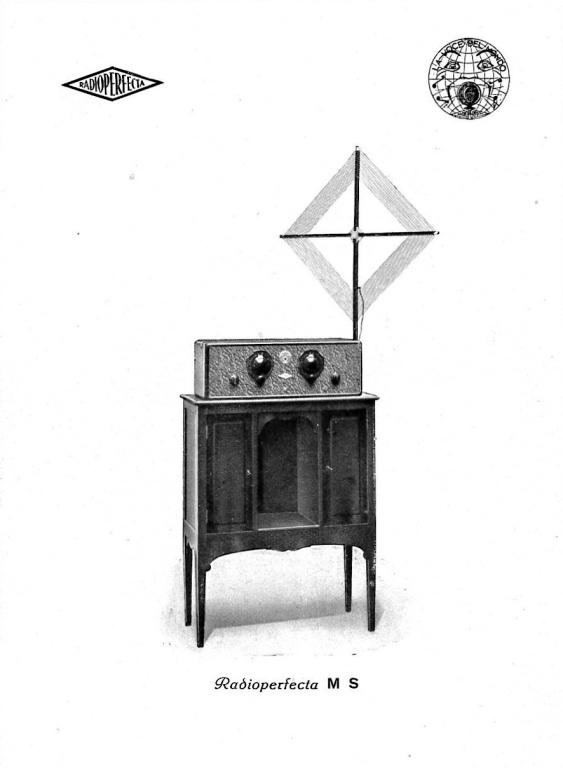 radio perfecta torino valutazione prezzo 32
