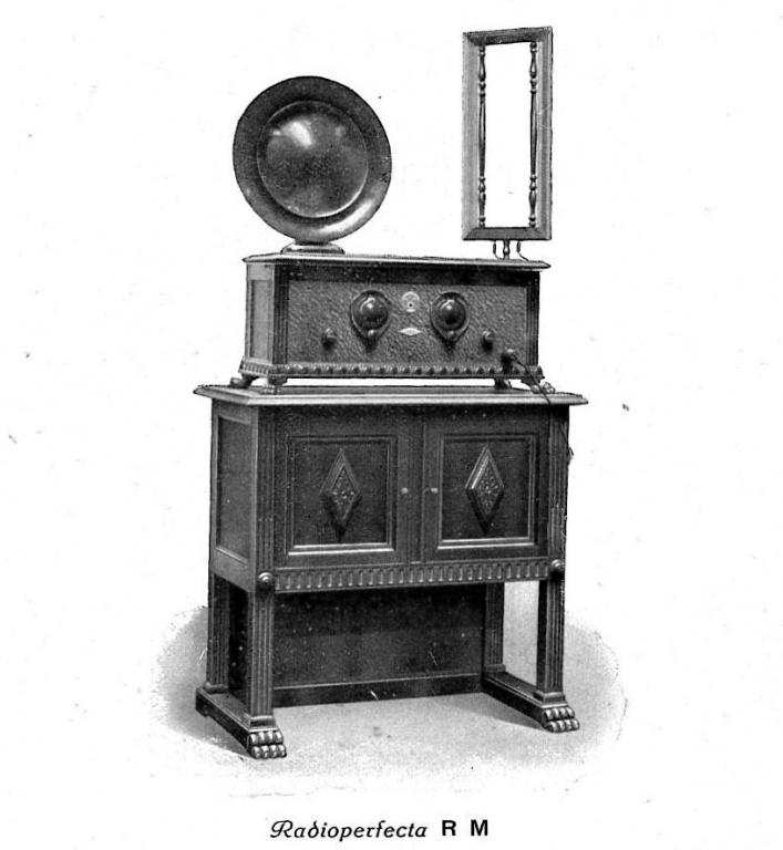 radio perfecta torino valutazione prezzo 5