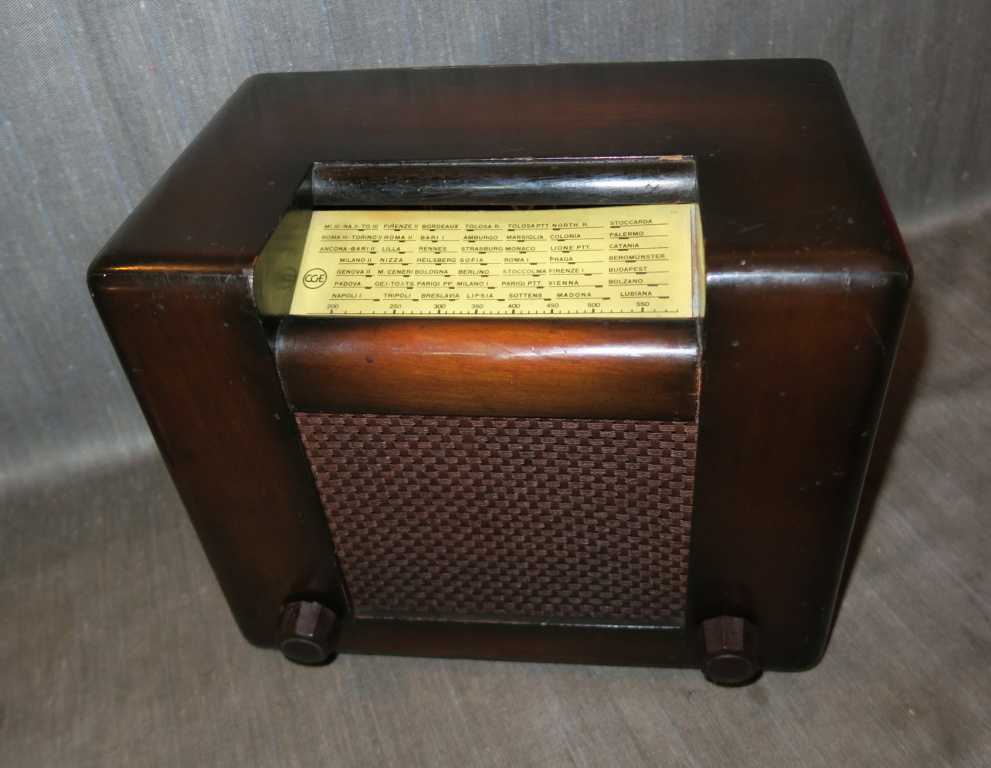 radio roma cge seconda serie 1
