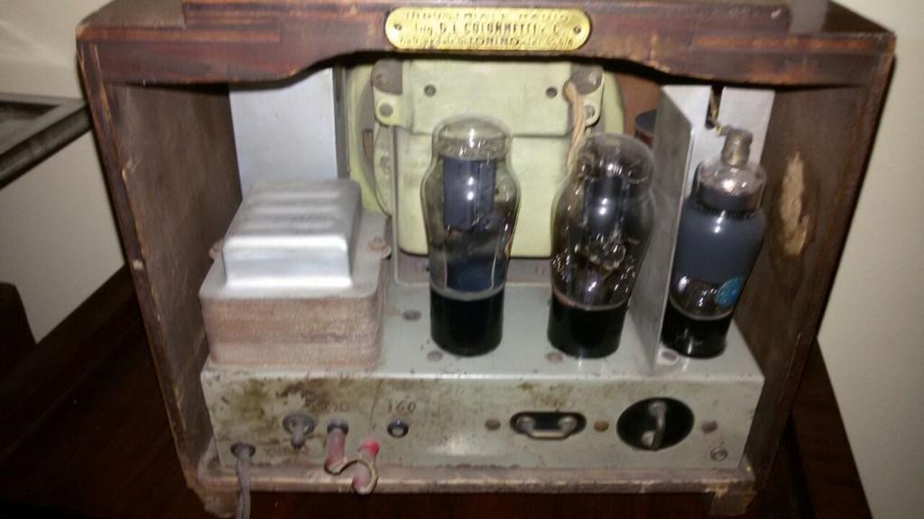 radio colonnetti radiopron torino 15