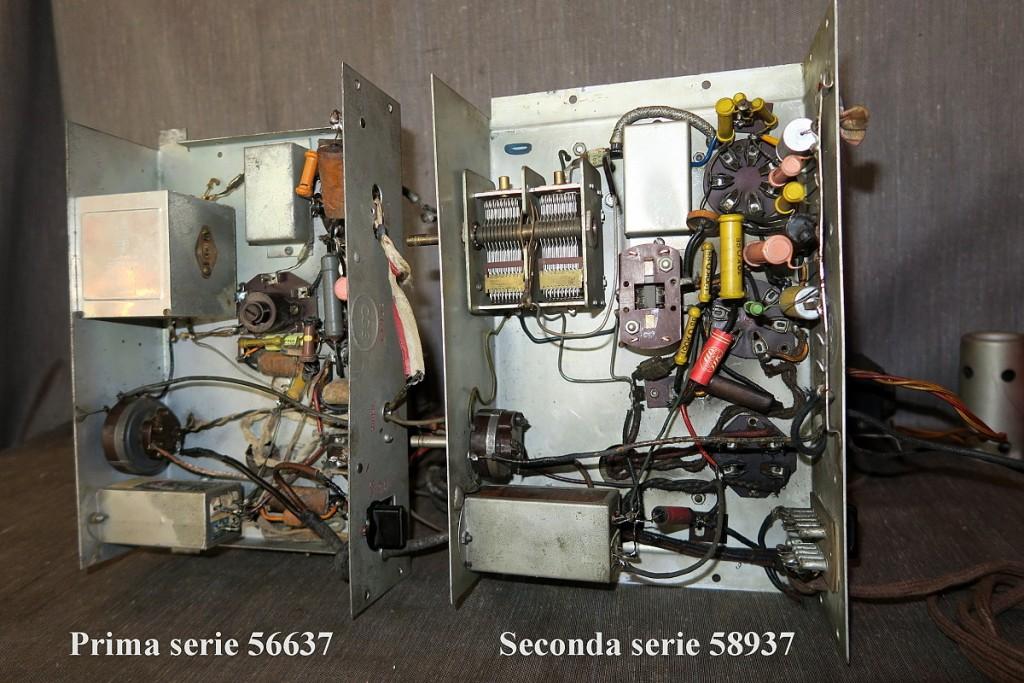 RADIO BALILLA CGE prima serie 59