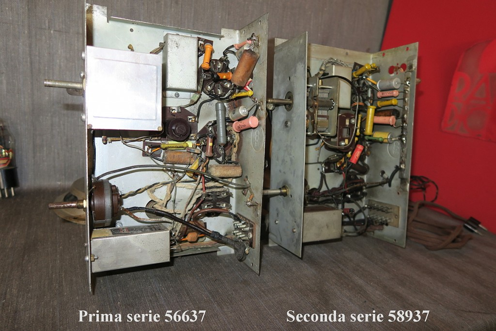 RADIO BALILLA CGE seconda serie 52