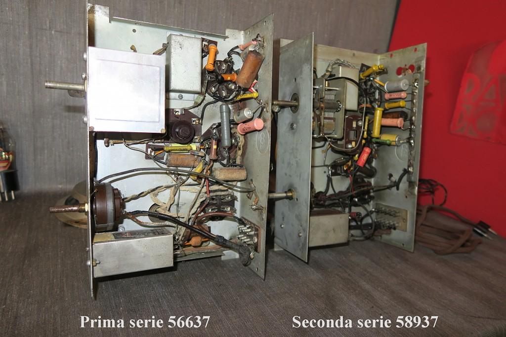 RADIO BALILLA CGE seconda serie 52