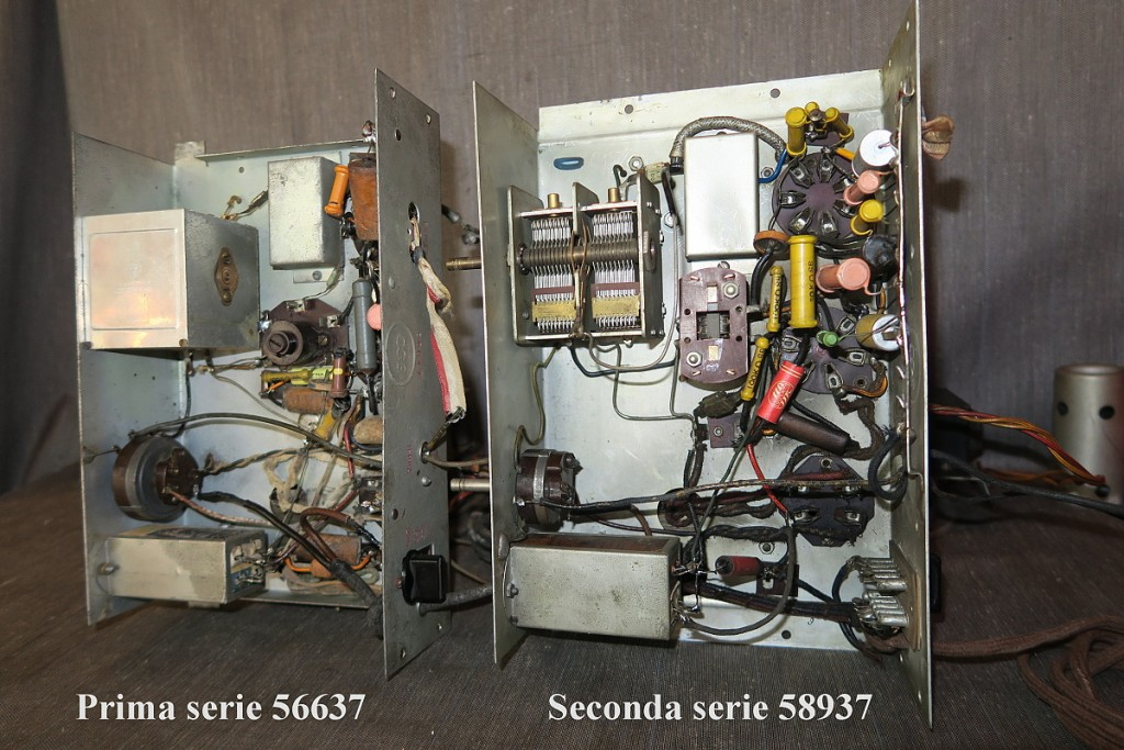 RADIO BALILLA CGE seconda serie 53