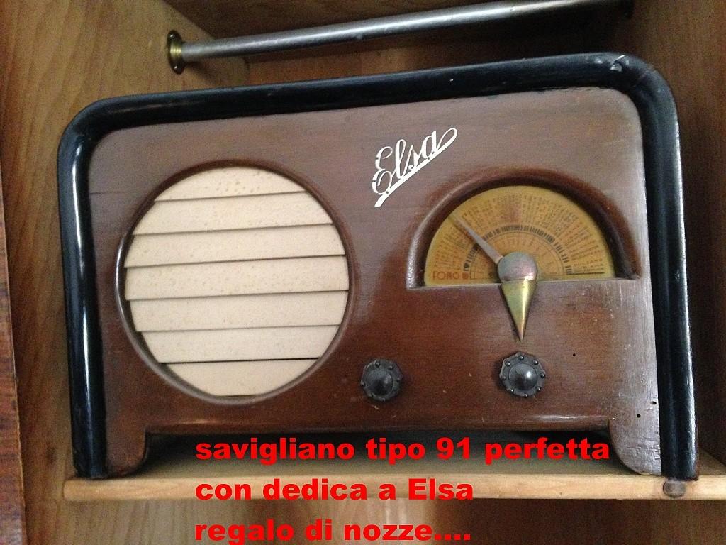 radio epoca collezione comrp prezzo valutazione stima 8