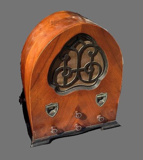 Radio Magnadyne M10-115 radio cupole con 6 pomoli
