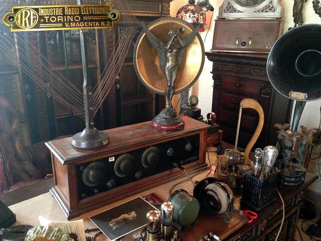 radio IRE torino anni 20 sair 1