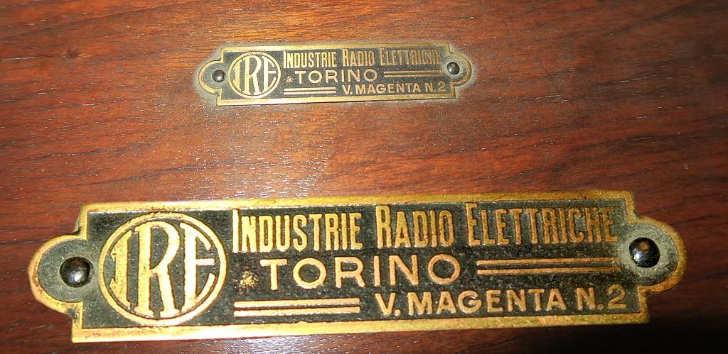 radio IRE torino anni 20 sair 10
