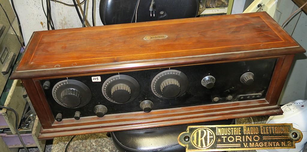 radio IRE torino anni 20 sair 2